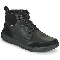 Schuhe Herren Boots Clarks ASHCOMBEHIGTX Schwarz