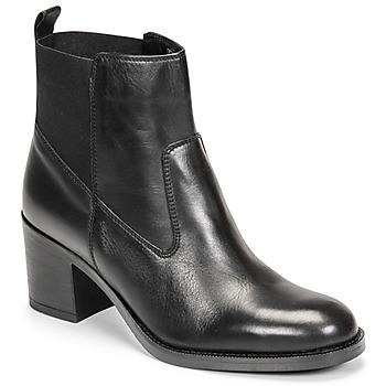 Schuhe Damen Low Boots Clarks MASCARPONE LO Schwarz