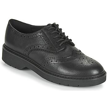 Schuhe Damen Derby-Schuhe Clarks WITCOMBE ECHO Schwarz