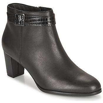 Schuhe Damen Low Boots Clarks KAYLIN60 BOOT Schwarz