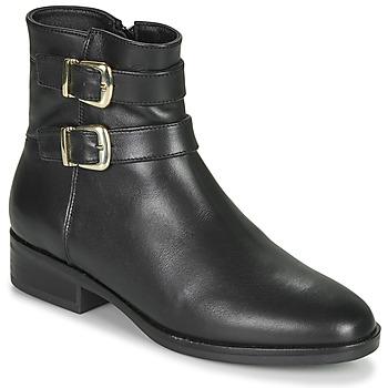 Schuhe Damen Boots Clarks PURE MID Schwarz