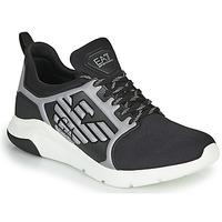 Schuhe Herren Sneaker Low Emporio Armani EA7 XCC55 Schwarz