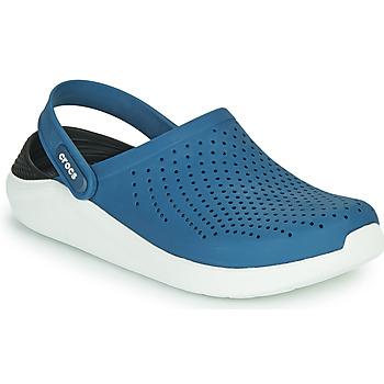 Schuhe Pantoletten / Clogs Crocs LITERIDE CLOG Blau