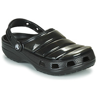 Schuhe Pantoletten / Clogs Crocs CLASSIC NEO PUFF CLOG Schwarz