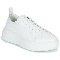 Schuhe Damen Sneaker Low Armani Exchange PROMNA Weiss