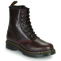 Schuhe Damen Boots Dr Martens 1460 SERENA Bordeaux