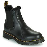 Schuhe Damen Boots Dr Martens 2976 LEONORE Schwarz