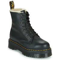 Schuhe Damen Boots Dr Martens JADON FL Schwarz