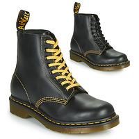 Schuhe Herren Boots Dr Martens 1460 PASCAL ATLAS Schwarz