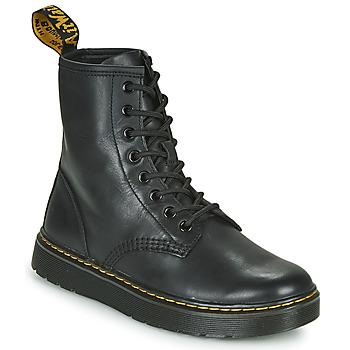 Schuhe Boots Dr Martens 1460 TALIB Schwarz