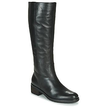 Schuhe Damen Klassische Stiefel Gabor 5161527 Schwarz