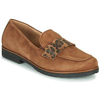 Schuhe Damen Slipper Gabor 5243241 Camel