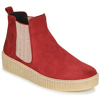 Schuhe Damen Boots Gabor 5373118 Rot