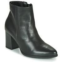 Schuhe Damen Low Boots Gabor 5291057 Schwarz