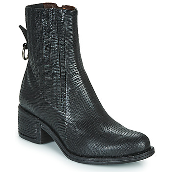 Schuhe Damen Boots Airstep / A.S.98 OPEA CHELS Schwarz