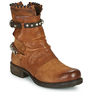 Schuhe Damen Boots Airstep / A.S.98 SAINT 14 Braun