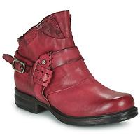Schuhe Damen Boots Airstep / A.S.98 SAINT EC STRAPE Bordeaux