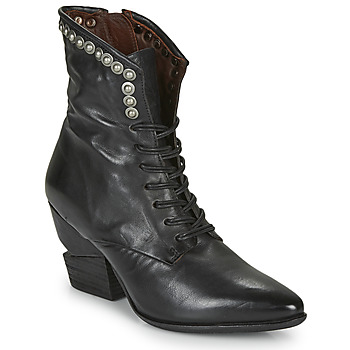Schuhe Damen Low Boots Airstep / A.S.98 TINGET LACE Schwarz
