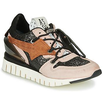 Schuhe Damen Sneaker Low Airstep / A.S.98 DENASTAR Rose