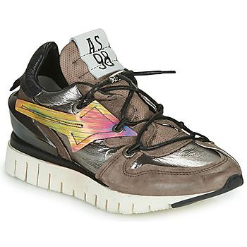 Schuhe Damen Sneaker Low Airstep / A.S.98 DENASTAR Grau