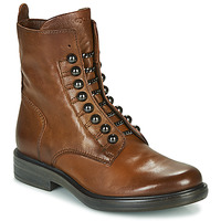 Schuhe Damen Boots Mjus CAFE STYLE Camel