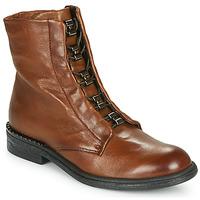 Schuhe Damen Boots Mjus PALLY Braun
