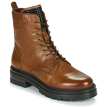 Schuhe Damen Boots Mjus DOBLE LACE Braun