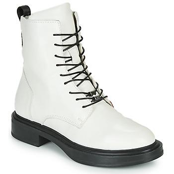 Schuhe Damen Boots Mjus MORGANA Weiss