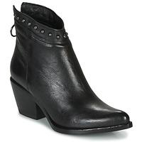 Schuhe Damen Low Boots Mjus TEP Schwarz