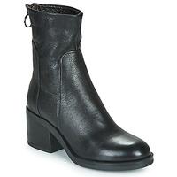 Schuhe Damen Low Boots Mjus KIKKA Schwarz
