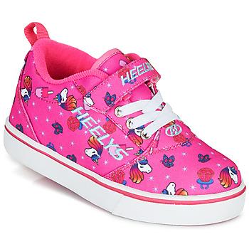 Schuhe Mädchen Rollschuhe Heelys PRO 20 X2 Rose