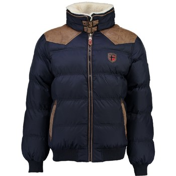 Kleidung Jungen Daunenjacken Geographical Norway ABRAMOVITCH BOY Marine