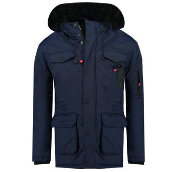 Kleidung Jungen Parkas Geographical Norway ALCALINE BOY Marine