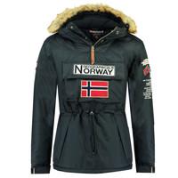 Kleidung Jungen Parkas Geographical Norway BARMAN BOY Marine