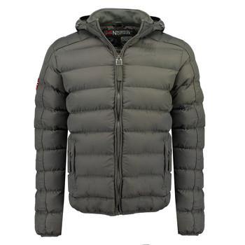 Kleidung Jungen Daunenjacken Geographical Norway BOMBE BOY Grau