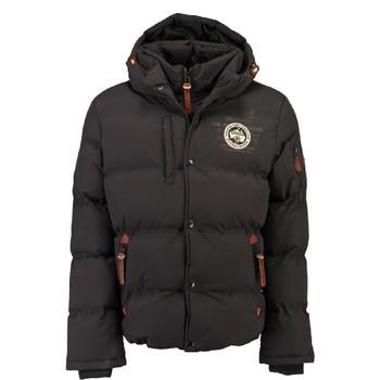 Kleidung Jungen Daunenjacken Geographical Norway VERVEINE BOY Grau