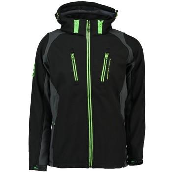 Kleidung Jungen Jacken Geographical Norway RENNIS BOY Schwarz