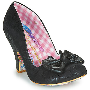 Schuhe Damen Pumps Irregular Choice NICK OF TIME Schwarz