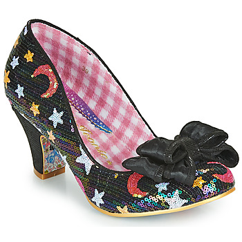 Schuhe Damen Pumps Irregular Choice BAN JOE Schwarz / Multicolor