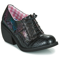 Schuhe Damen Derby-Schuhe Irregular Choice TIPPLE Schwarz