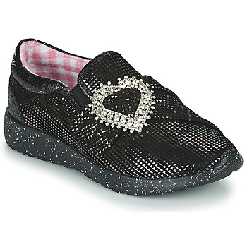 Schuhe Damen Sneaker Low Irregular Choice TWO SHAKES Schwarz