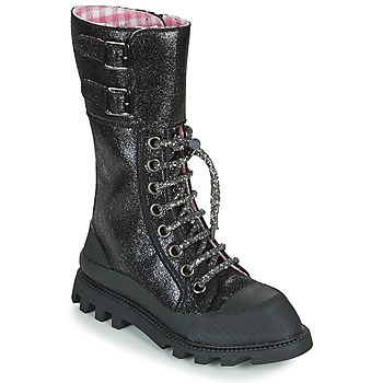 Schuhe Damen Boots Irregular Choice ROASTY TOASTY Schwarz