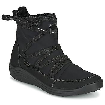 Schuhe Damen Boots Romika Westland MONTPELLIER 01 Schwarz