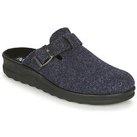 Schuhe Herren Hausschuhe Romika Westland METZ 240 Blau