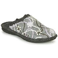 Schuhe Damen Hausschuhe Romika Westland LILLE 100 Grau
