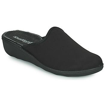 Schuhe Damen Hausschuhe Romika Westland AVIGNON 315 Schwarz