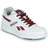 Schuhe Sneaker Low Reebok Classic BB 4000 Weiss / Bordeaux