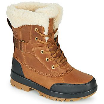 Schuhe Damen Schneestiefel Sorel TORINO II PARC BOOT Braun