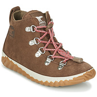 Schuhe Kinder Boots Sorel YOUTH OUT N ABOUT CONQUEST Braun
