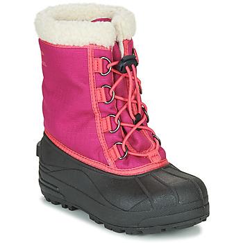 Schuhe Mädchen Schneestiefel Sorel YOUTH CUMBERLAND Rose